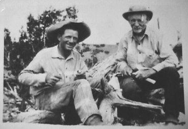Jesse P. Windsor and George Washington Wood