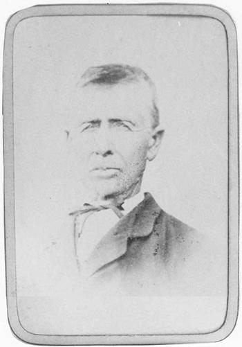 Lucas Levi DuBois [Feb 1811 Franklin, St Martin Parish, LA - Aug 1903 Refugio County, TX]. Son of Pierre DuBois and Julienne D'Artes